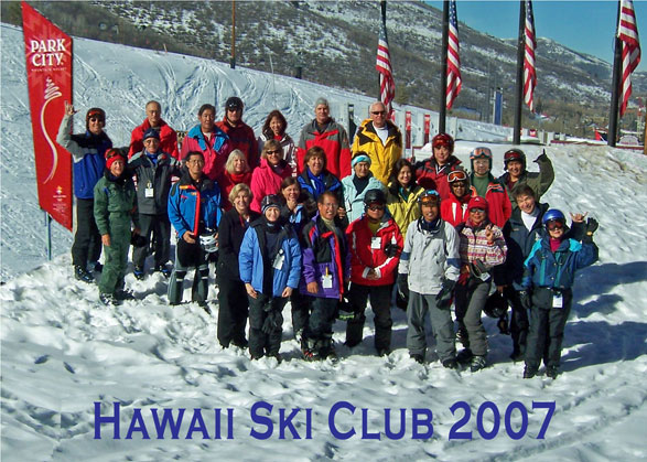 Ski Hawaii - Contact Us Fergie